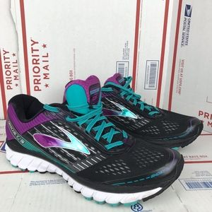 Brooks Womens Ghost 9 Shoes B092 Size 11.5